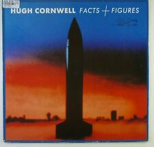 "12"" Maxi - Hugh Cornwell - Facts + Figures - k5872 - washed & cleaned"