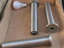 "One CAMCO Rotary Index accessory/shaft, 10"" long X 1.75"" dia with a 3"" Flange"