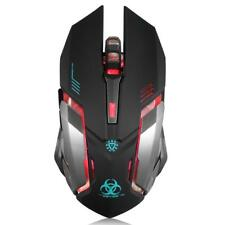 cool cheap gaming mouse with wireless cordless charging pc laptop
