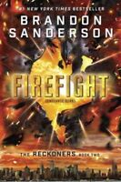 Firefight, Paperback by Sanderson, Brandon, Brand New, Free shipping in the US