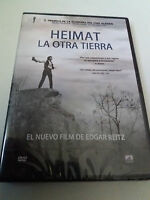 """DVD """"HEIMAT LA OTRA TIERRA"""" PRECINTADO SEALED EDGAR REITZ"""