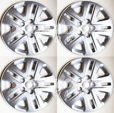 "17"" Silver Wheel Covers Hubcaps FOR 15-17 Dodge Grand Caravan SE / Journey SE"