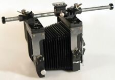 CALUMET 4X5 VIEW CAMERA W/ LENS BOARD AND CASE
