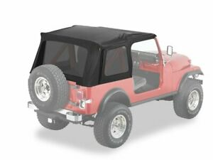For 1987-1995 Jeep Wrangler Soft Top Bestop 38123TS 1994 1988 1989 1990 1991