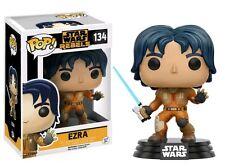 Funko Pop Star Wars Rebels - Ezra #134