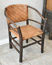 New ListingTwo-Hoop Chair by Old Hickory Furniture Company Shelbyville, In. Usa / Lodge