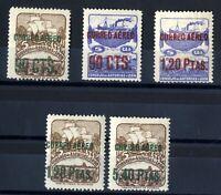 Sellos de España 1937 Asturias y Leon NE 12/16 aereos Nuevos stamps