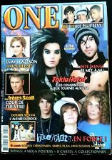 ONE n°51; Tokio Hotel/ Heroes/ Emma Watson/ Frères Scott/ Pete Wentz/ Simple Pla