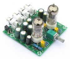 Pre-amp 6J1 Valve Tube PreAmplifier Board Bass on Musical Fidelity X10-D kits