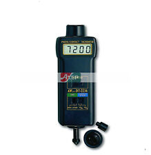 Lutron DT-2236 Digital Photo/Contact Tachometer Rotation Speed Meter Tester