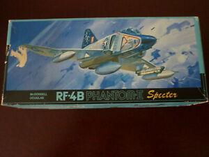 RF-4B Phantom II Specter 1:72  Bauteile versiegelt- alles in Orginaltüten-Fujimi