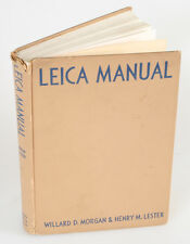 LEICA MANUAL 12TH EDITION HARDCOVER