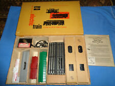 Marx #9620 Sears Allstate Freight Train Set w/New Haven AB Units. Runs Well