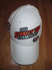 pretty nice bc2bc a173d 2003 Nike NEW JERSEY DEVILS Stanley Cup Champions Locker Room (Adjustable)  Cap