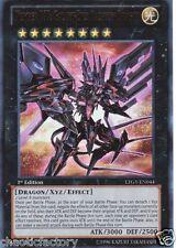 YU-GI-OH Number 107: Galaxy-Eyes Tachyon Dragon - LTGY-EN044 - Ultra Rare 1st ed