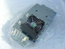 NEW DELL JC832 PRECISION 490 DUAL HARD DRIVE CADDY CAGE + FAN ASSEMBLY