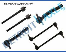 Brand New 6pc Complete Front Suspension Kit for 2004-2010 Toyota Sienna