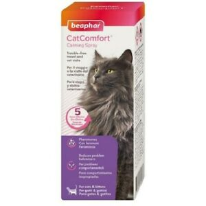 Spray Anti-stress With Pheromones Beaphar Catcomfort Spray For Cats 60 ML