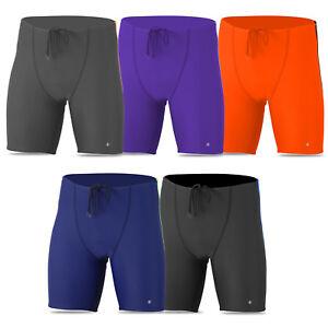ACCLAIM Fitness Wenzhou Mens Compression Swimming Jammer Nylon Lycra Shorts