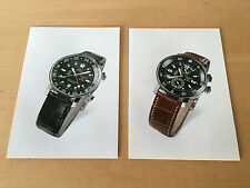 2 Watch Photos  ARNOLD & SON  2 Fotos de Relojes - Color - 13 x 18 cm
