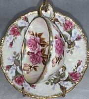"Thomas C. Wild & Sons Royal Albert Teacup & Saucer ""Pattern 7880"" - Hampton Shap"