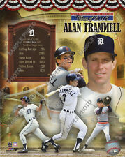 Alan Trammell Detroit Tigers 2018 MLB Hall of Fame Official Photofile 8x10 Photo