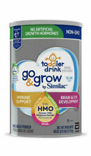 Go & Grow by Similac Non-Gmo Milk-Based Powder Toddler Drink with Hmo (40 oz.)