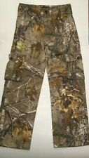 Youth Boy Realtree Cargo Pants Size M