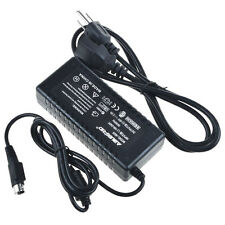 4Pin 48V AC Adapter For Cisco Small Business V01 8-Port Round 4PIN Left Positive