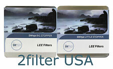 Lee Filters SW150 Big Stopper + Lee Filters SW150 Little Stopper 150mm ND Kit