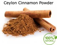 CEYLON CINNAMON POWDER - Fresh 100% Pure True Ceylon Low Coumarine Not Cassia