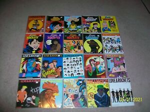 LOVE and ROCKETS Lot of 20,all 1st prints,#11-18,20-22,25-30,32,33. Most VF or +