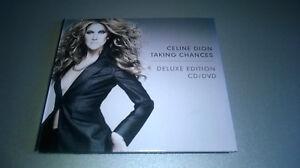 CD CELINE DION : TAKING CHANCES (EDITION DE LUXE : CD + DVD)