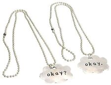 Pendant Fault Delle Stelle The Fault IN Our Stars Ok Okay Necklace #1