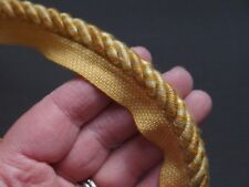 High-end, Twist Cording, 3/16 Inch, Golden, Taupe, and Cream