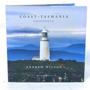 Coast Tasmania Photo Book Hardcover by Andrew Wilson Photography 2016