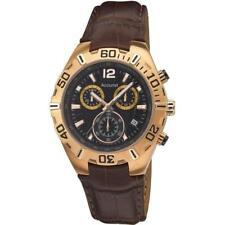ACCURIST MS836BR Gents Chronograph Bronze/Brown Dial Watch RRP £179.00