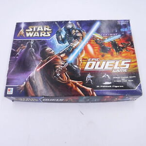 2002 Star Wars Epic Duels Game Board Game #40406