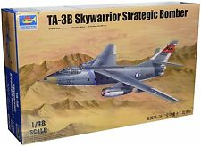 Trumpeter - Avion Bombardero TA-3B Skywarrior S  .Escala 1/48. Referencia 542870