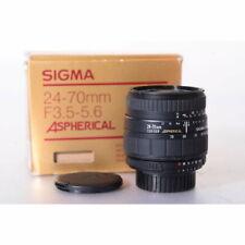 Sigma ASP 24-70mm 1:3.5-5.6 für Nikon AF D - 3,5-5,6/24-70 NI/AF D