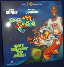 WB Family Entertainment Space Jam Laserdisc Widescreen Edition NTSC