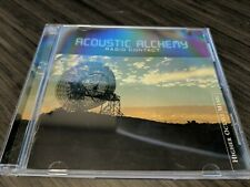 Radio Contact by Acoustic Alchemy (CD, Jun-2003, Higher Octave) Fast Shipping