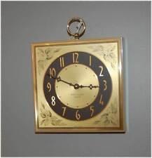 Vintage Westclox Nocord Electric Wall Clock   8237