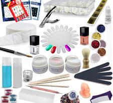 RIESEN ACRYL Nagelstudio STARTERSET Acrylset Set Acrylfarben und Nailart Nr A93