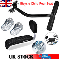 Bicycle Bike Padded Rear Seat Child Safety Passenger Back Rest Chair Cushion