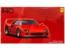 Fujimi 1:24 Scale Plastic Model Kit - FERRARI F40 - Classic SUPER CAR - RARE-865