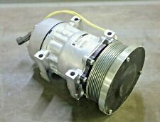 Sanden 4498 air conditioning compressor with clutch