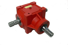 Gearbox for agricultural Cross Shaft 60 hp with ratio 1:1