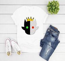 Ranboo Crown Dream Kids T-Shirt Youtuber Merch Moriah Elizabeth Gamer Gift Tee