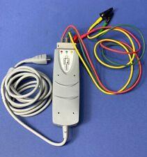 Sonosite Ultrasound ECG Cable P02478-03 Cardiac Veterinary Micromaxx M-turbo